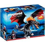 Playmobil 5482 Veľký vojnový drak s LED ohňom - Stavebnica