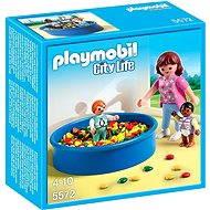 Playmobil 5572 Kúpanie v loptičkách - Stavebnica