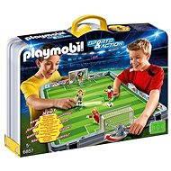 Playmobil 6857 Prenosná futbalová aréna - Stavebnica