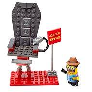 Mega Bloks Mimoni – Malý set Chair-o-Matic - Stavebnica