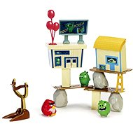 Angry Birds – Pig City Strike - Herná súprava