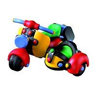 Mic-o-Mic – Saidkára motorka - Stavebnica