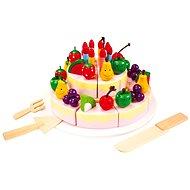 Veľká narodeninová torta - Herná súprava
