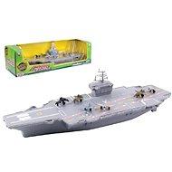 Teddies Lietadlová loď - Plastový model