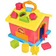Domček - Interaktívna hračka