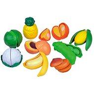 Krájacie ovocie a zelenina - Herná súprava