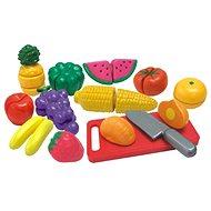 Ovocie a zelenina krájaná v krabičke - Herná sada