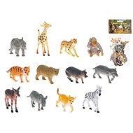 Zvieratká – ZOO mláďatá - Súprava figúrok