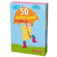 50 skvelých nápadov na daždivé dni - Spoločenská hra