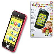 Smart phone 40 melódií - Interaktívna hračka