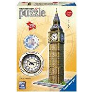 Ravensburger 3D 125869 Big Ben s hodinami  - Puzzle