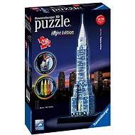 Ravensburger 3D 125951 Chrysler building (Noční edice) - Puzzle