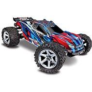 RC auto na diaľkové ovládanie Traxxas Rustler 1:10 VXL 4WD TQi RTR modrý