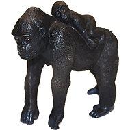 Atlas Gorila a mládě - Figúrka