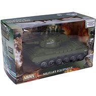 Wiky - Tank s vojakom a doplnkami - Autá