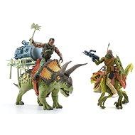 The CORPS! Vojaci s dinosaurami, sada - Figúrky
