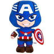 Marvel Captain America 40 cm - Plyšová hračka