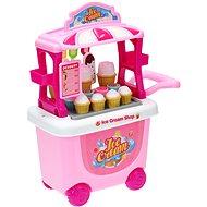 Stánok so zmrzlinou - Detský domček
