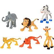 Zvieratká safari - Figúrka