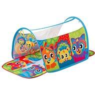 Hracia deka Playgro Hracia deka s tunelom Zvieratká
