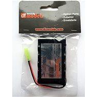 DF Models NiMH Aku 7,2 V/800 mAh pre crawlery 3046, 3053, 3083 - Náhradný akumulátor
