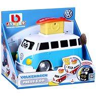 BB junior VW transporter - Hračka pre najmenších