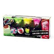 So Slime 3 pack - svítící ve tmě - Kreatívna súprava