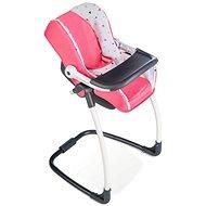 Smoby Maxi-Cosi & Quinny 3 v 1 Autosedačka a stolička - Doplnok pre bábiky
