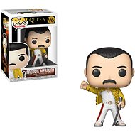 Funko POP Rocks: Queen – Freddie Mercury (Wembley 1986) - Figúrka