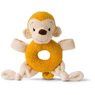 Mago Opička žltá Hrkálka - Hrkálka