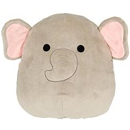 SQUISHMALLOWS Slon – Mila - Plyšová hračka