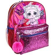 Batôžtek L.O.L. ružový II - Detský ruksak