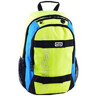 CoolPack Action Yellow neon - Batoh