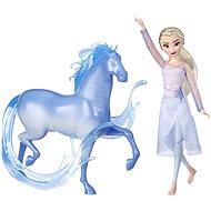 Frozen 2 Bábika Elsa s kúzelným koňom - Figúrka