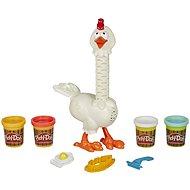 Play Doh Animal Crew kura Cluck-a-Dee - Herná sada