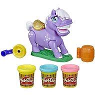 Play Doh Animal Crew Řehatající kůň
