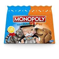 Monopoly Kočky vs Psi - Dosková hra