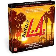Detektív: Zločin v L.A. - Spoločenská hra