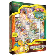 Pokémon TCG: TAG TEAM Generations Premium Collection - Kartová hra