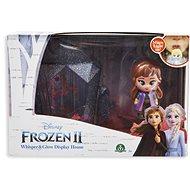 Frozen 2: svietiaca mini bábika – Anna - Figúrka