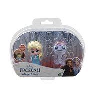 Frozen 2: svietiaca mini bábika – Elsa Travelling & Fire Spirit - Figúrka