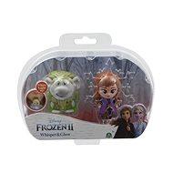 Frozen 2: svietiaca mini bábika – Pabbie & Anna Travelling - Figúrka