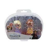 Frozen 2: svietiaca mini bábika – Elsa Opening & Ana Opening - Figúrka