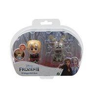 Frozen 2: svietiaca mini bábika – Kristoff & Sven - Figúrka