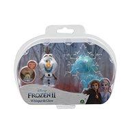 Frozen 2: svietiaca mini bábika – Olaf & The Nokk - Figúrka