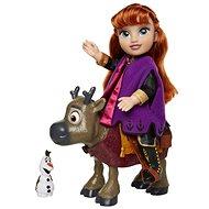 Frozen 2: sada bábika Anna a kamaráti - Figúrky