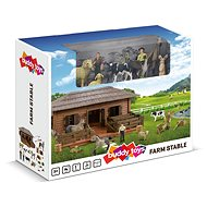 Buddy Toys BGA 1041 Farma – stajňa - Herná sada