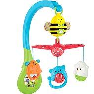 Buddy Toys BBT 5020 Hrací kolotoč Bee - Kolotoč nad postieľku