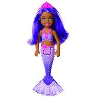 Barbie Chelsea morská panna - Bábika