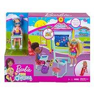 Barbie Chelsea škola - Herná sada